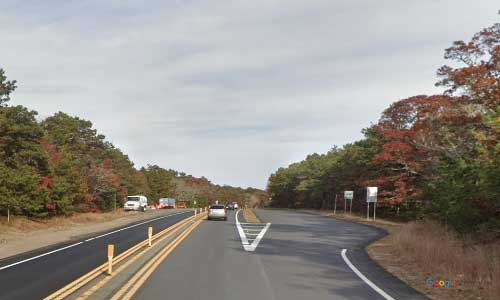ma us route 6 massachusetts us6 parking rest area mile marker 82 eastbound off ramp exit